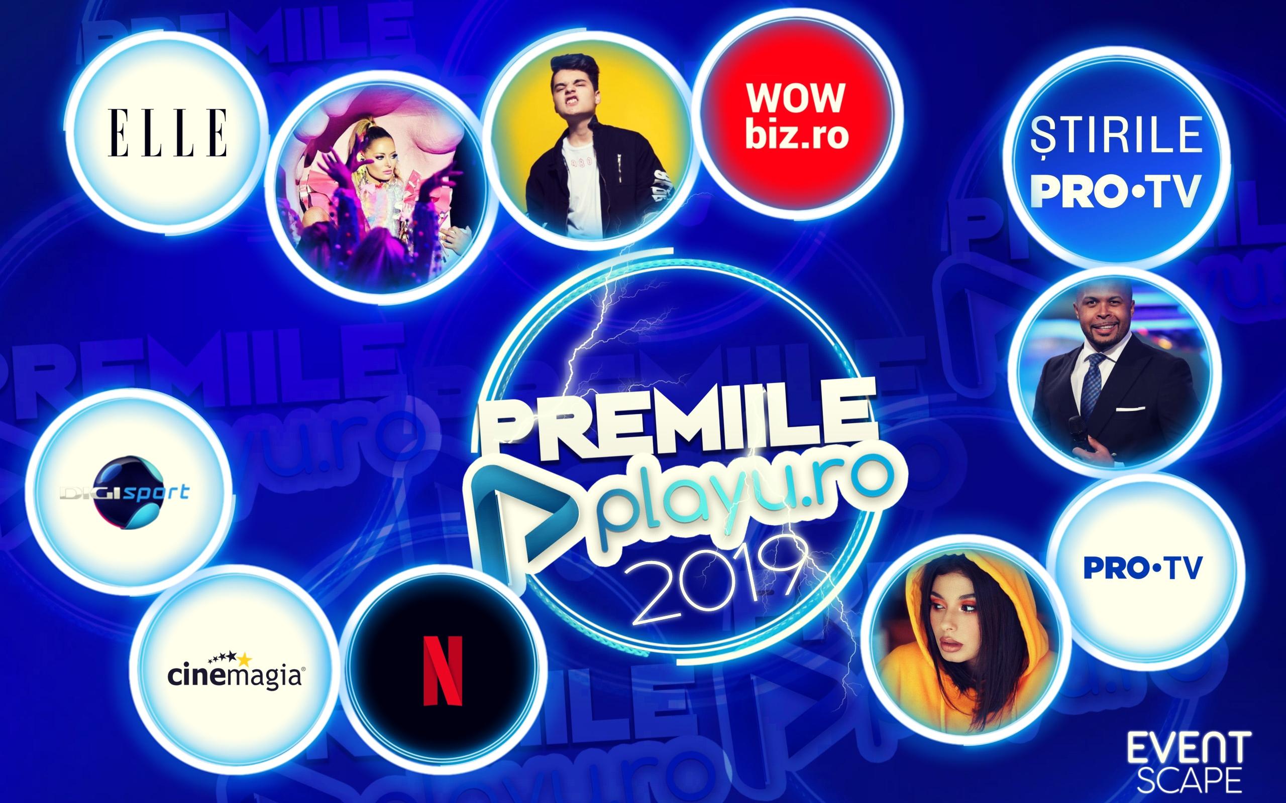 Castigatori Premiile Playu.ro 2019